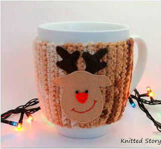 Новогодние подарки из чая
