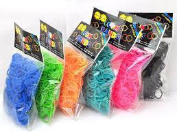 Набор loom bands - резиночки для плетения (фото, вид 1)