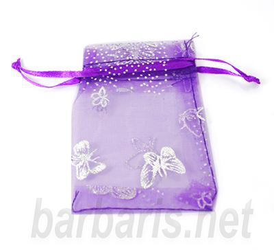 """Подарочный пакетик """"Бабочки"""" (фото, вид 1)"""