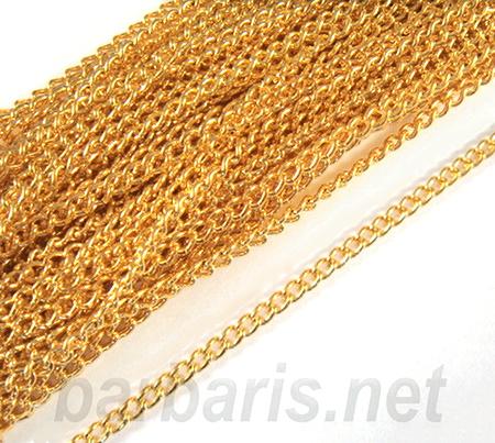 Цепочка золото (фото, вид 1)
