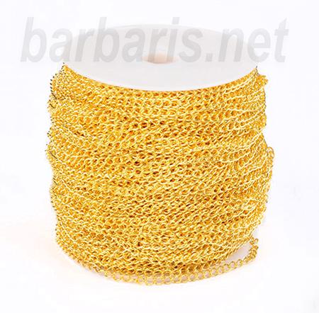Цепочка золото (фото, вид 2)