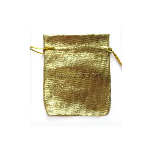 """Подарочный пакетик """"Золото"""" (фото, вид 2)"""