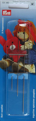 Prym Иглы для мягких игрушек, ассорти