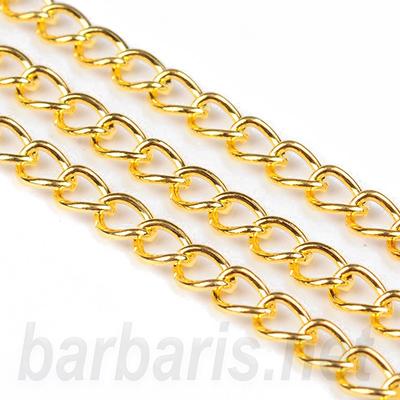 Цепочка золото (фото)