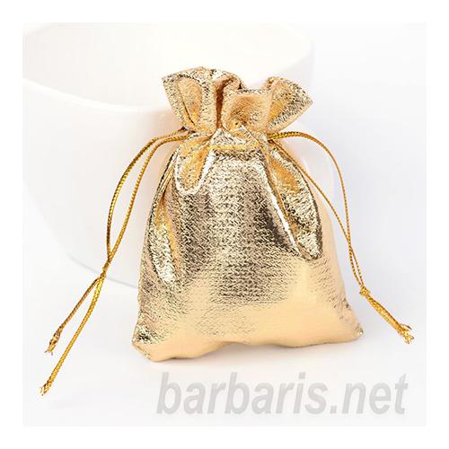 """Подарочный пакетик """"Золото"""""""