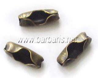Зажим для цепочки бронза