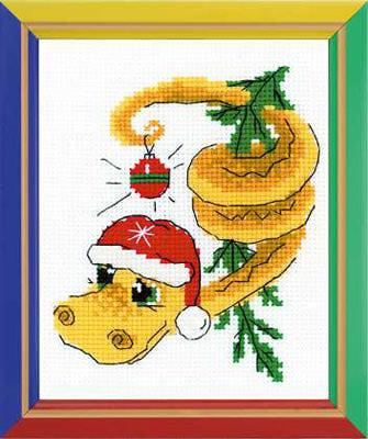 "Риолис ""Новогодний змей"""