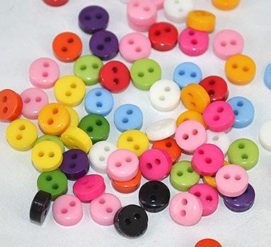 Пуговицы для кукольной одежды (фото)
