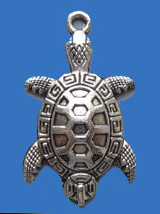 """Подвеска серебро """"Черепаха"""""""