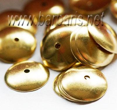 Розетка золото (фото)