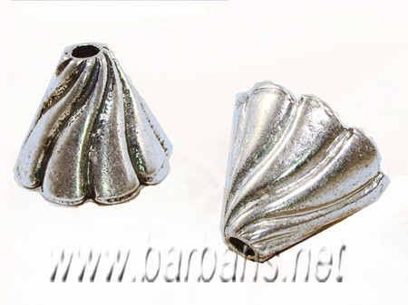 Розетка серебро
