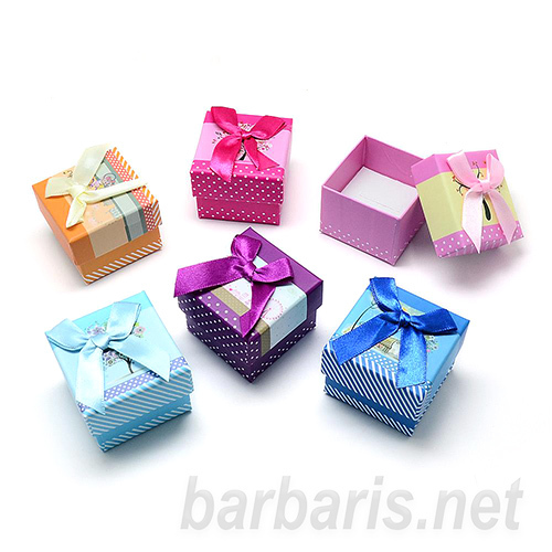 Подарочная коробочка (фото)