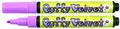 Marvy Маркер для ткани и бумаги с эффектом бархата, 2-3 мм