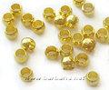 Кримп (стопплер) золото