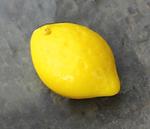 """Preciosa Бусины """"Желтый лимон"""" стекло"""
