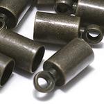 Концевик для шнура бронза