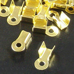 Зажим для узла золото
